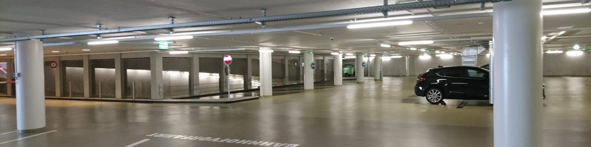 Parkgarage FHSG