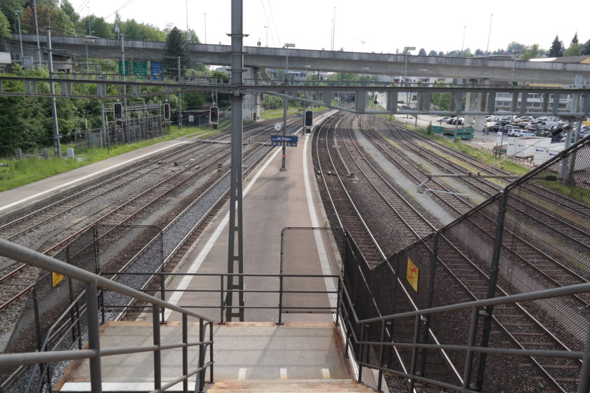 Bahnhof St.Fiden